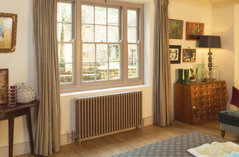 Radiators for living rooms