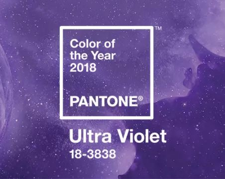 Pantone colour of the year!