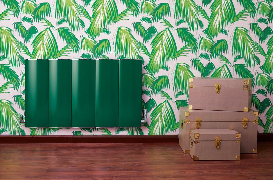Lissett colour matching wallpaper