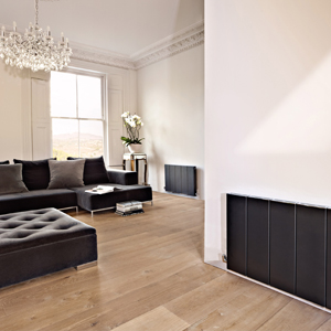 Radiators for neutral interiors