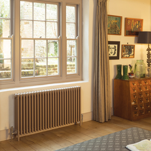 Radiators for country interiors