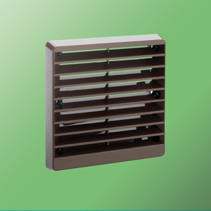 External wall vent